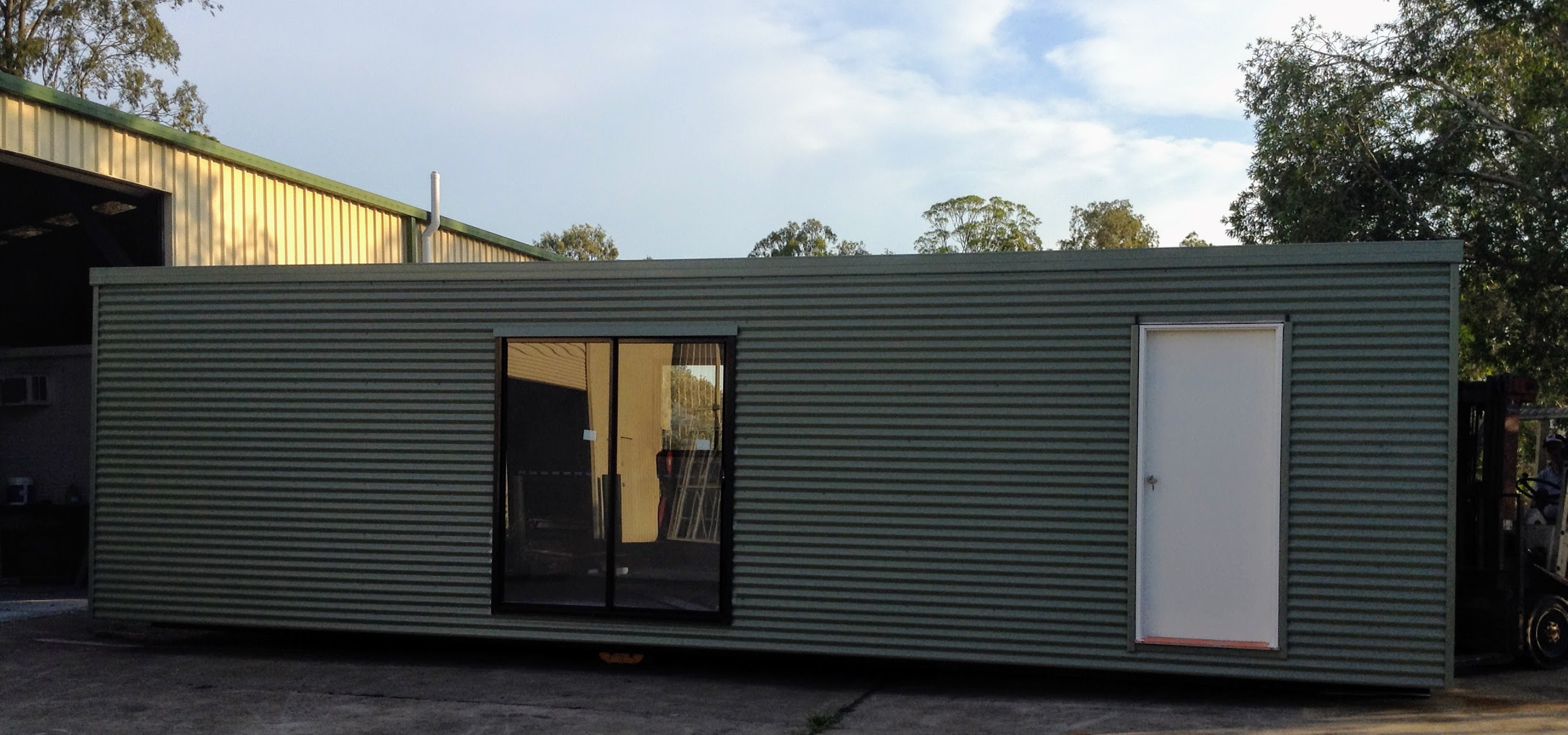 Site Offices Portable Buildings Brisbane