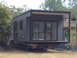 PARK CABINS - BED AND BREAKFAST - Portable Buildings Brisbane